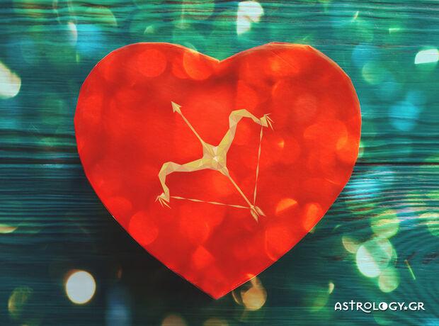 Τοξότη, τι δείχνουν τα άστρα για τα αισθηματικά σου την εβδομάδα 02/11 έως 08/11