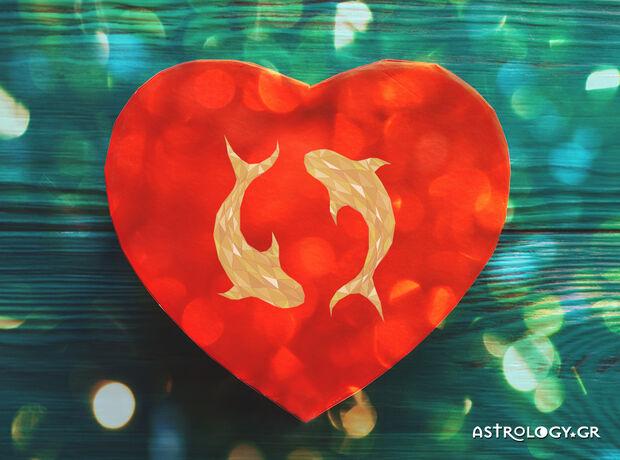Ιχθύ, τι δείχνουν τα άστρα για τα αισθηματικά σου την εβδομάδα 02/11 έως 08/11