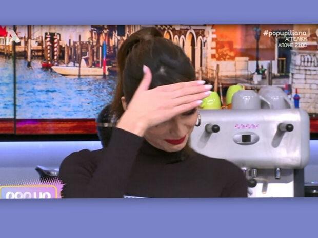 Ηλιάνα Παπαγεωργίου: Έχασε τα λόγια της όταν… μίλησε on air για τον Snik