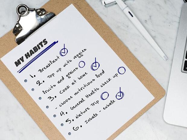 5+1 συνήθειες που αξίζει να αποκτήσεις μια για πάντα!