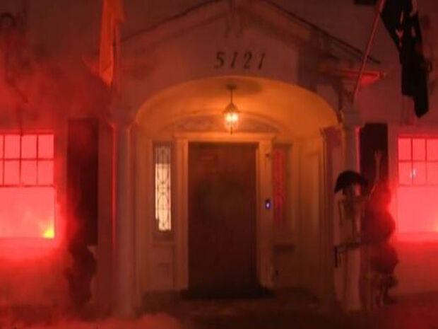 Το σπίτι του τρόμου: Δείτε πώς το μεταμόρφωσαν (video)