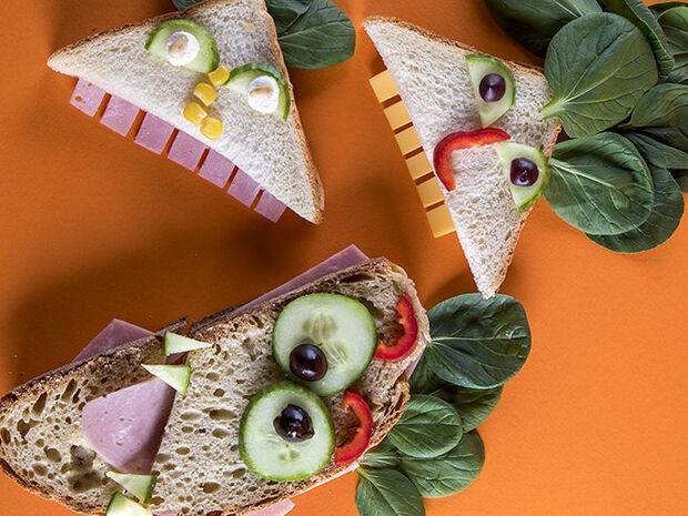 Τρομακτικά σάντουιτς
