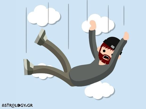 Ζώδια Σήμερα 17/11: Πρόσεξε μην πέσεις από τα σύννεφα