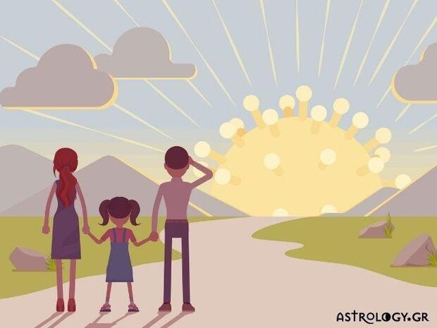 Πότε προβλέπεται η επαναφορά σου στην «κανονικότητα»; Τι δείχνουν τα άστρα;