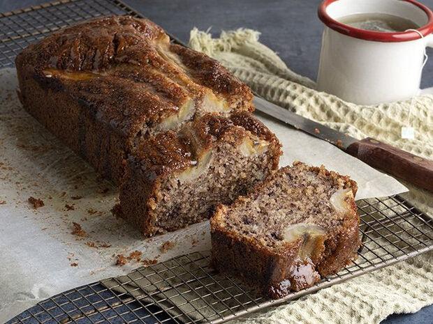Συνταγή για banana bread χωρίς γλουτένη από τον Άκη Πετρετζίκη