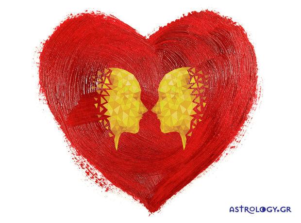 Δίδυμε, τι δείχνουν τα άστρα για τα αισθηματικά σου την εβδομάδα 30/11 έως 06/12