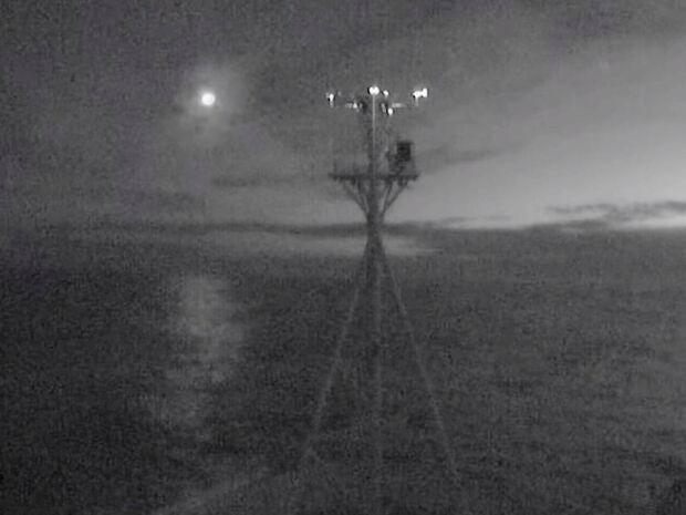 Απίστευτο βίντεο: Η στιγμή που μετεωρίτης εκρήγνυται πάνω από τον ωκεανό
