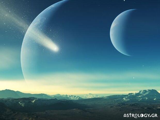 Σε επηρεάζουν οι πλανήτες από 02/12 έως και 08/12;