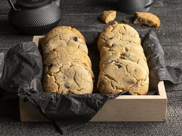 Συνταγή για βασική ζύμη για μπισκότα από τον Άκη Πετρετζίκη
