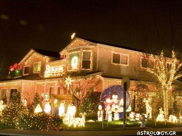 Ψήφισε και πες μας: Ποιο ζώδιο κάνει τον πιο εκκεντρικό χριστουγεννιάτικο στολισμό;