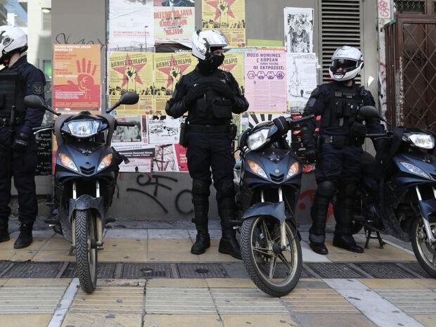 Επέτειος Γρηγορόπουλου: Απαγόρευση συναθροίσεων άνω των 4 ατόμων την Κυριακή - Η απόφαση της ΕΛ.ΑΣ.