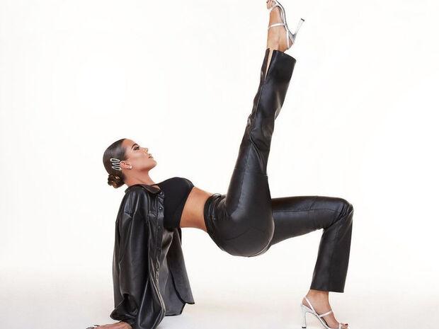 Στη νέα της φωτό, ούτε η Khloe Kardashian δεν αναγνωρίζει τον εαυτό της