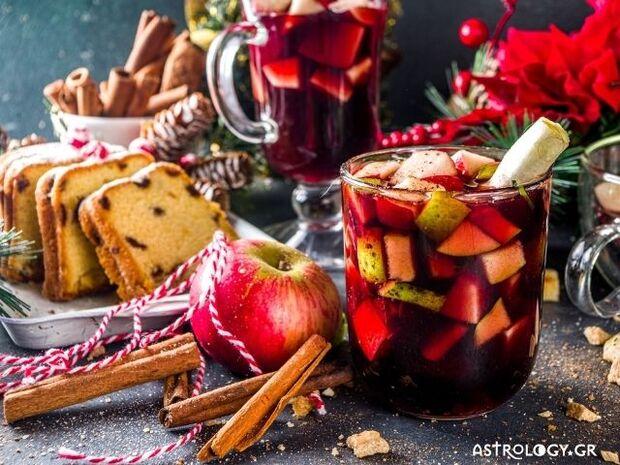 Μπορούμε να μαντέψουμε το αγαπημένο σου Χριστουγεννιάτικο γλυκό από το ζώδιό σου