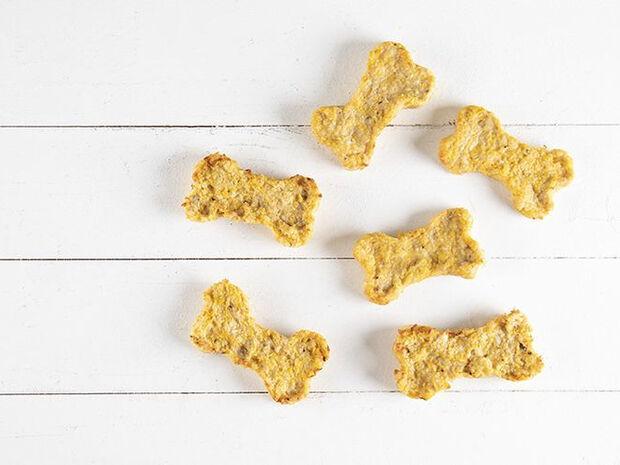 Συνταγή για αλμυρά pet treats από τον Άκη Πετρετζίκη