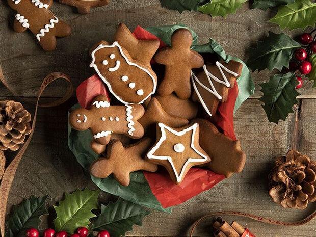 Συνταγή για gingerbread cookies χωρίς προσθήκη ζάχαρης από τον Άκη Πετρετζίκη