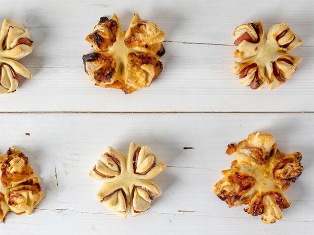 Συνταγή για πιτάκια αλμυρά από τον Άκη Πετρετζίκη