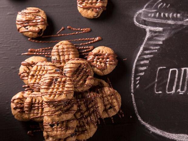 Συνταγή για κουλουράκια χωρίς ψήσιμο από τον Άκη Πετρετζίκη