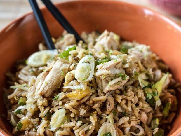 Συνταγή για Κινέζικο με τόνο από τον Άκη Πετρετζίκη