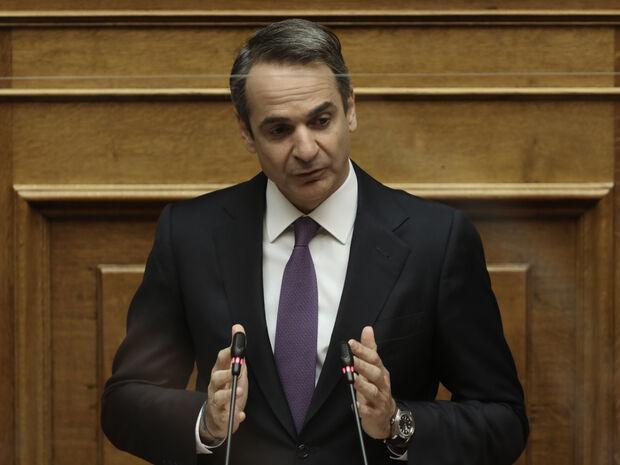 Άνοιγμα της αγοράς προανήγγειλε ο Μητσοτάκης- «Έχουμε την ασφάλεια για χαλάρωση μέτρων»