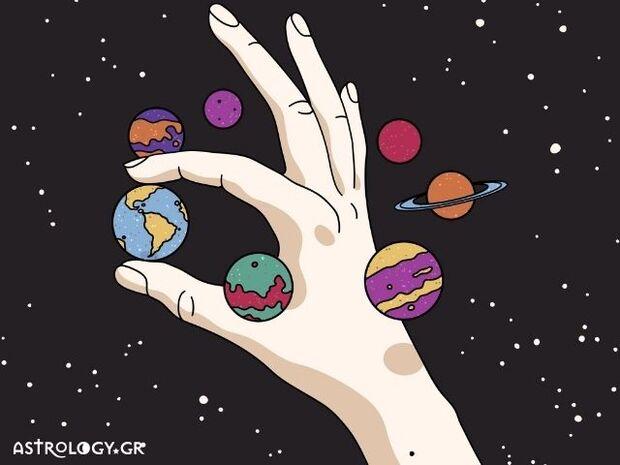 Σε επηρεάζουν οι πλανήτες από 20/01 έως και 26/01;
