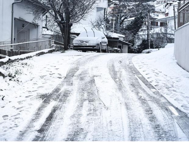 Κακοκαιρία «Λέανδρος»: Ψύχος και χιόνια στη μισή Ελλάδα - Πότε θα χιονίσει στην Αθήνα