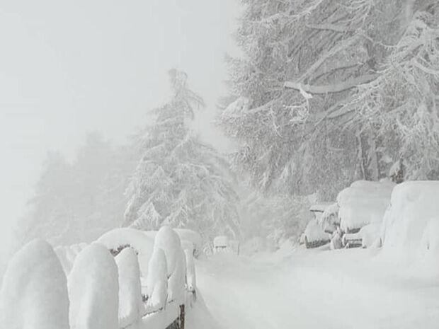 Καιρός: Προσοχή την Τρίτη! Πού θα χιονίσει; Η πρόγνωση του Εθνικού Αστεροσκοπείου Αθηνών