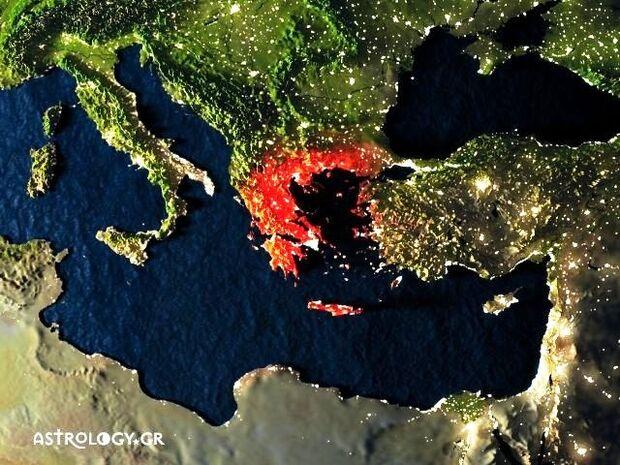 Ελλάδα 2021: Όλα «στο κόκκινο»