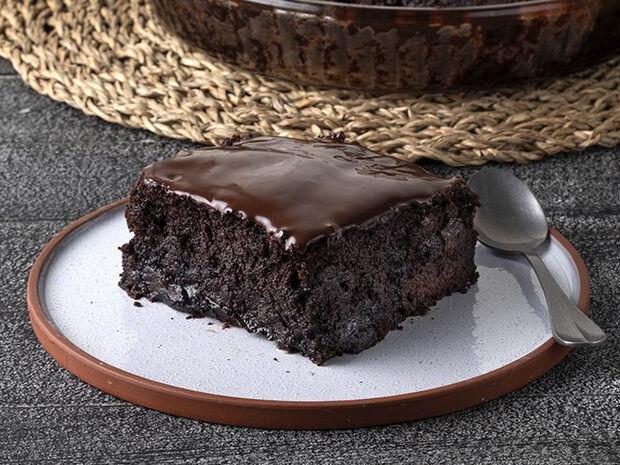 Συνταγή για σοκολατόπιτα σε 10 λεπτά από τον Άκη Πετρετζίκη