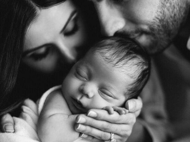 Για πρώτη φορά γονείς - Δείτε υπέροχες φωτογραφίες
