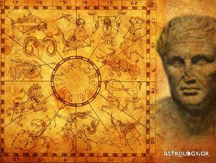Ολυμπιόδωρος - Olympiodorus: Ο αστρολόγος, επικεφαλής της Σχολής της Αλεξανδρείας