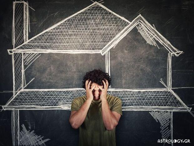 4 σημάδια που δείχνουν ότι το σπίτι σου φταίει που έχεις θυμό και άγχος