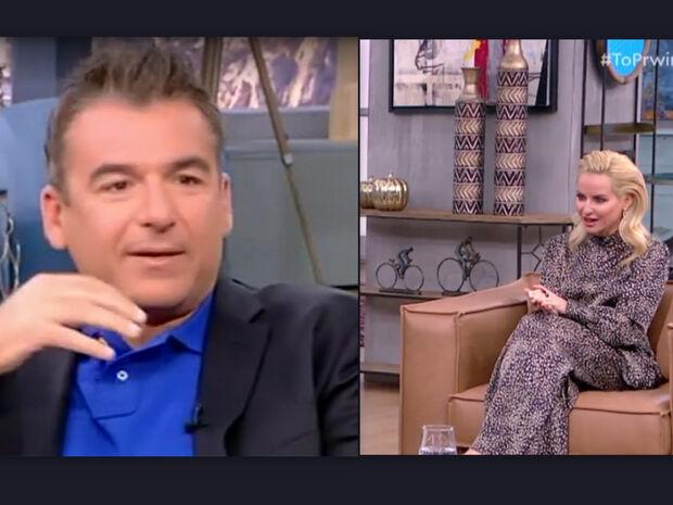 Μαρία Μπεκατώρου: Άφωνος ο Λιάγκας με την παρουσιάστρια – Πόσα κιλά έχει χάσει