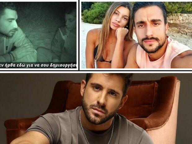 "Survivor: Μαριαλένα Ρουμελιώτη: Τι λέει ο ""νυν"" σύντροφός της μετά την είσοδο του πρώην στο reality!"