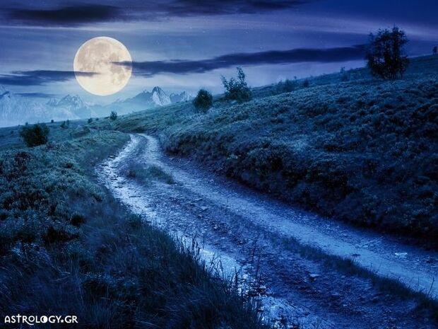 Δες τον δρόμο που σου δείχνει το Φεγγάρι από 16/03 έως 31/03