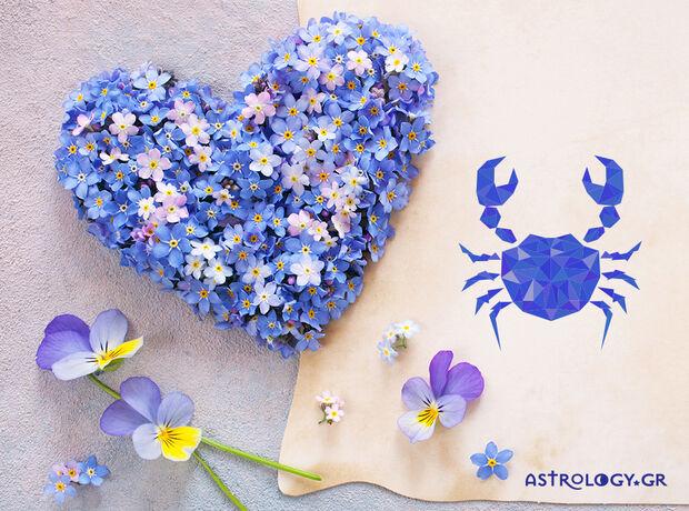 Καρκίνε, τι δείχνουν τα άστρα για τα αισθηματικά σου την εβδομάδα 26/04 έως 02/05