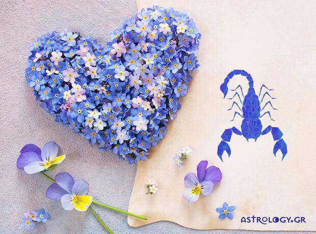 Σκορπιέ, τι δείχνουν τα άστρα για τα αισθηματικά σου την εβδομάδα 26/04 έως 02/05