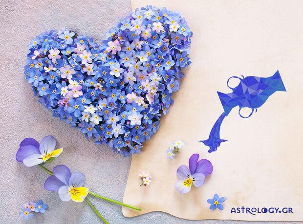 Υδροχόε, τι δείχνουν τα άστρα για τα αισθηματικά σου την εβδομάδα 26/04 έως 02/05
