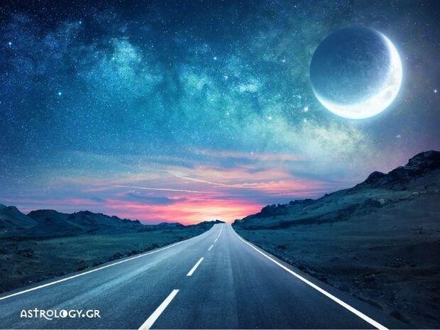 Δες τον δρόμο που σου δείχνει το Φεγγάρι από 01/04 έως 14/04