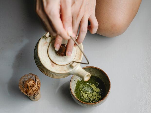 Μάθε πώς το τσάι macha συμβάλλει στην υγεία των δοντιών σου