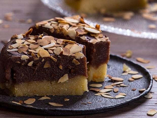 Συνταγή για Χαλβά με μανταρίνι και σοκολάτα από τον Άκη Πετρετζίκη