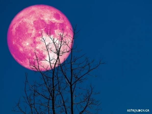 Ζώδια Σήμερα 27/04: Ροζ Super moon στον Σκορπιό – Άλλα θέλεις κι άλλα παίρνεις