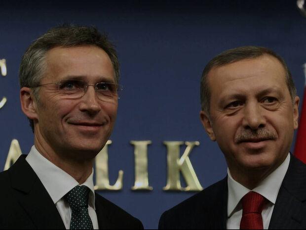Επαφή Ερντογάν – Στόλτενμπεργκ: Ασφάλεια στη Μεσόγειο χάρη στην Τουρκία «είδε» ο Τούρκος πρόεδρος