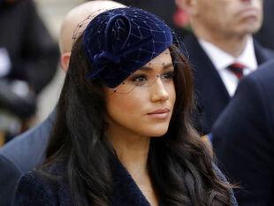 Κηδεία πρίγκιπα Φίλιππου: Η Μέγκαν Μαρκλ την παρακολούθησε από την τηλεόραση