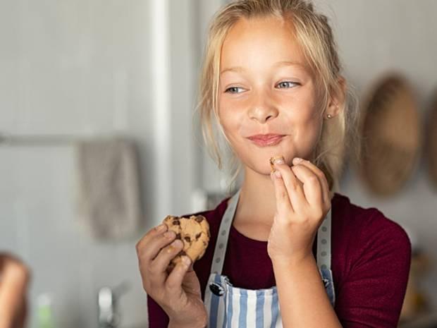 Νηστίσιμα chocolate chip cookies