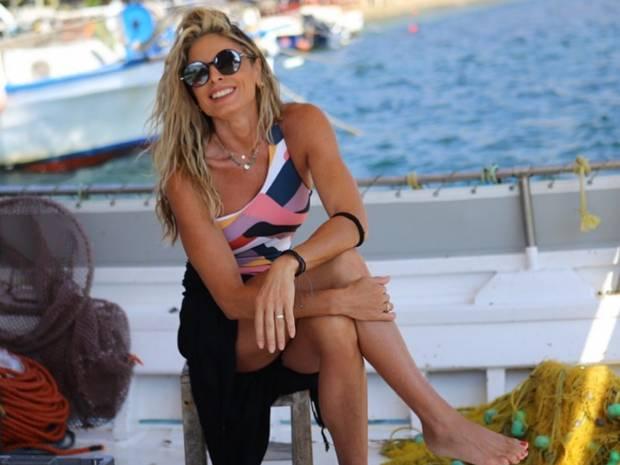 Κατερίνα Λάσπα:Δείτε πόσο μεγάλωσε η κόρη της - Φτυστή με την παρουσιάστρια