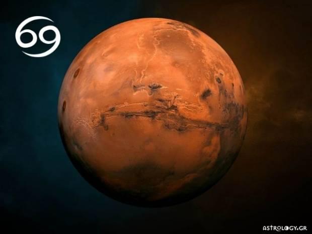 Άρης στον Καρκίνο: Τι θα φέρει στην Ελλάδα