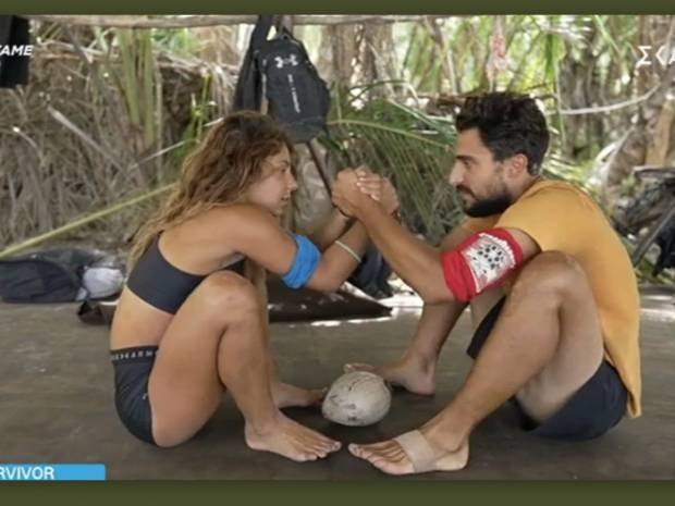 Survivor: «Χείμαρρος» η μητέρα της Μαριαλένας στην πρώτη συνέντευξή της – Έτσι «καίει» τον Σάκη!