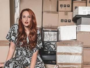 Σίσσυ Χρηστίδου: Η πρώτη φωτογραφία από το νέο σπίτι που μετακόμισε