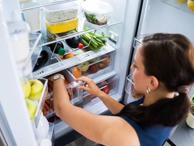 Πώς να αποθηκεύετε σωστά τα φρέσκα τρόφιμα