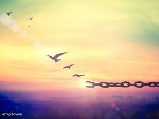 Οι ουρανοί σου στέλνουν τα αόρατα μηνύματά τους